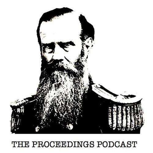 Proceedings Podcast Episode 111 - Conversation with ADM Jamie Foggo, USN