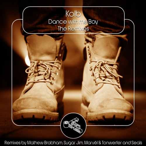 COD061 Kolb - Dance with me Boy (The Remixes)