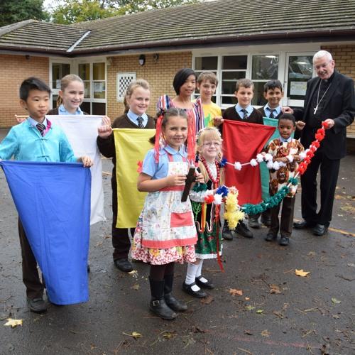 St Francis Pupils Speak With Bishop Declan.MP3