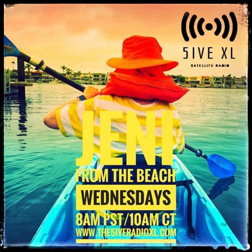Jeni From The Beach: Ep 11 feat. Eric B. & Rakim