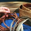 Transits and Returns, Weaving Materials