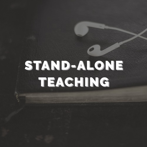 45 Stand-alone teaching - Let go, let God (by Tim Butler)