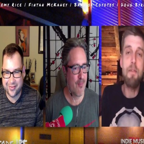 Indie Music LIVE! 185 | Jeremy Rice, Odds Lane, Fintan McKahey, Band of Coyotes