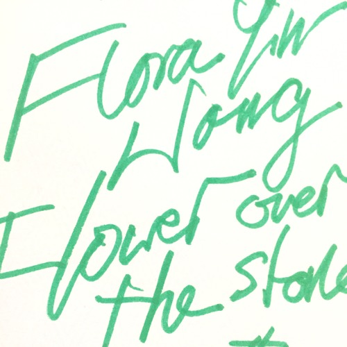 # 8 Flora Yin-Wong - Flower over the Stone