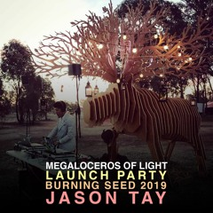 Jason Tay - Megaloceros of Light Launch Party, Burning Seed 2019