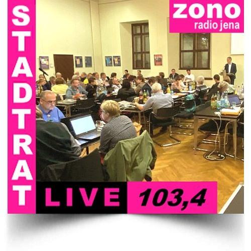 Hörfunkliveübertragung (Teil 3) der 4. Sitzung des Stadtrates der Stadt Jena am 02.10.2019