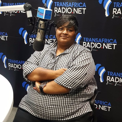 Chairperson of JHB PRIDE - KAY ALLEY - On LIFESTYLE With YOUR FAVOURITE LETTER QUE 02:10:2019