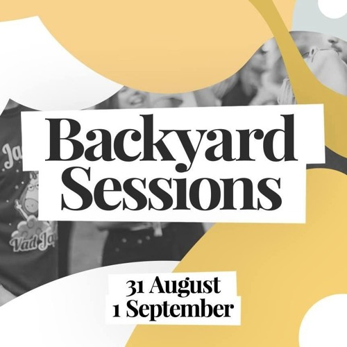 Tim Andresen - Live from Backyard Sessions Festival 2019 (Opening set at the main indoor stage)