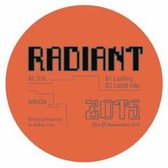 """Zots - Radiant EP (12"""")"""
