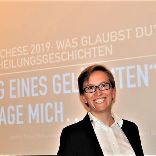 """""""Heilung eines Gelähmten"""" - Ich frage mich... eine Impuls-Katechese von Tanja Stadler"""