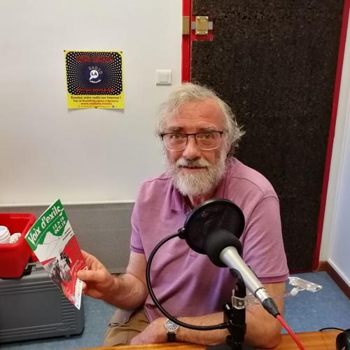 ITW Joel Miachon Voix d'exils, bienvenue en Ritalie