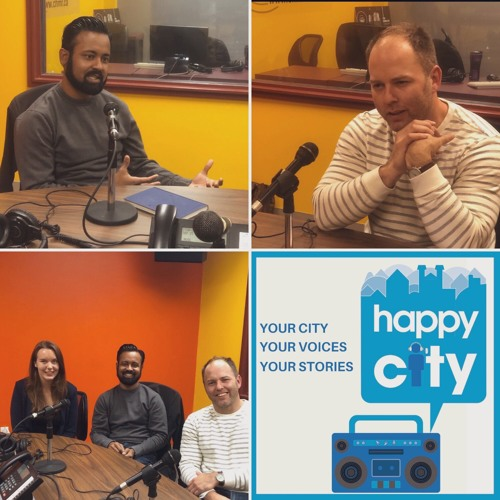 Happy City Radio - Season 2 Episode 3 - Housing and the Federal Election