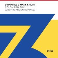 D.Ramirez & Mark Knight - Colombian Soul (Grum Extended Remix) Artwork