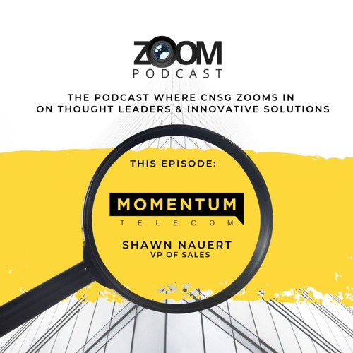 CNSG ZOOM With Momentum Podcast 10 - 3-19
