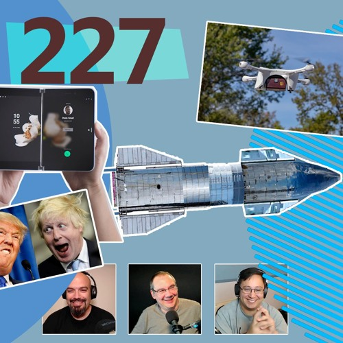 Starship MK1, Surface Event, Youtube Music,... ...[Les Technos | Podcast #227]