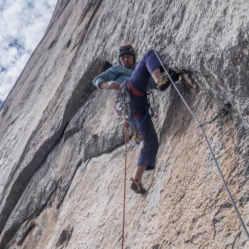 Exploring the High Sierra with Vitaliy Musiyenko