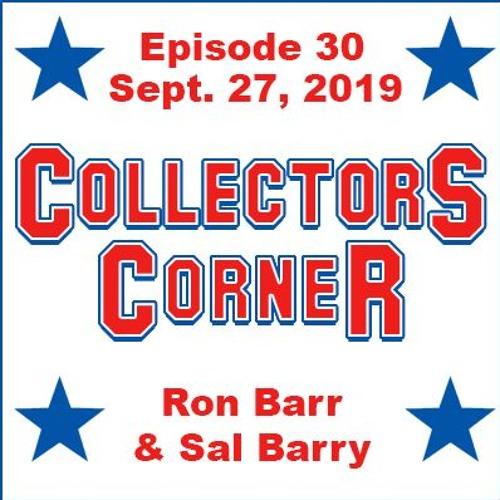 Collectors Corner #30 - 9/27/2019 - Recent Auction News & the End of Panini Hockey Stickers