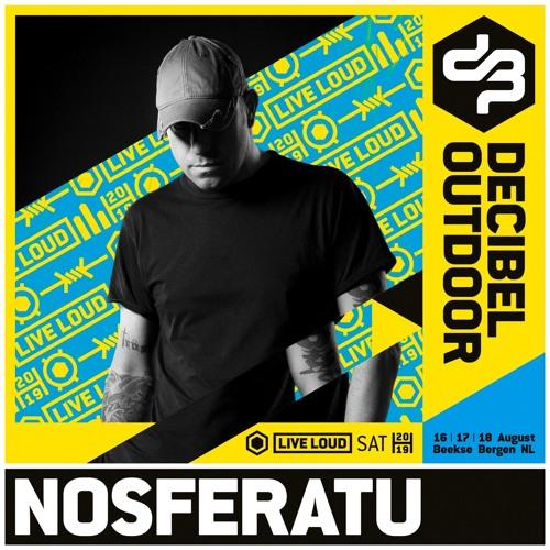 Nosferatu @ Decibel outdoor 2019 - Hardcore - Saturday