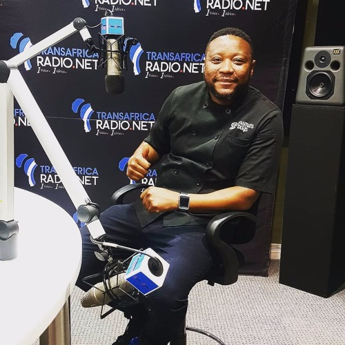 MamasBoys founder - LEHLOHONLO JAMES VILAKAZI - On THE GET UP WITH SIFISO KISS 24:09:2019
