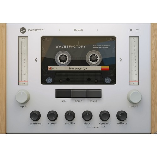 Cassette - Cycling through presets
