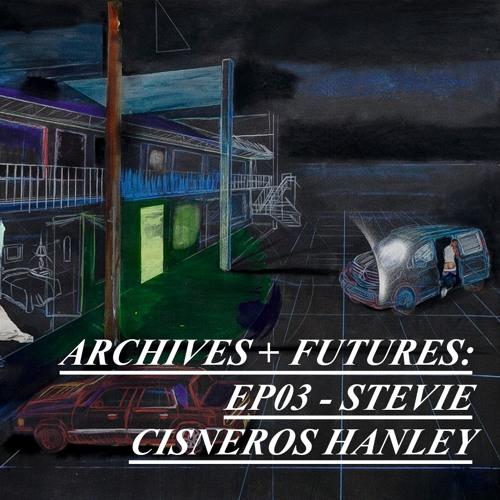 S01EP03 Stevie Cisneros Hanley