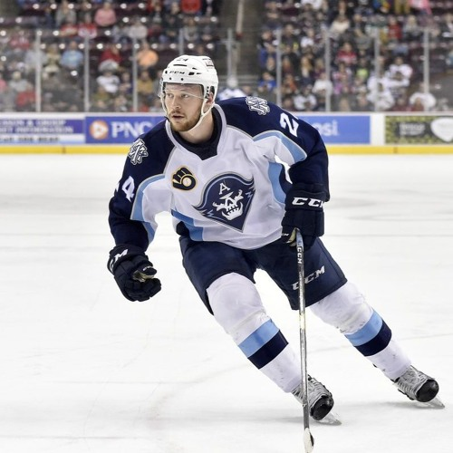 Adler Talks With Mathieu Olivier Of The Admirals