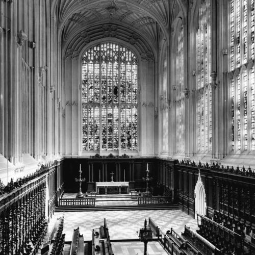 Howells-Agnus Dei-Collegium Regale / The Advent Choir
