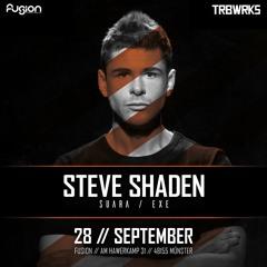 Steve Shaden @ Triebwerk5 - Fusion Club (Germany)