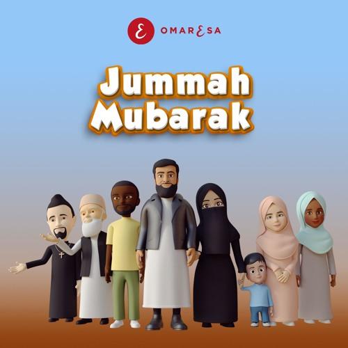 Omar Esa - Jummah Mubarak