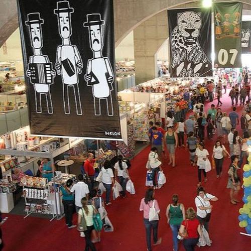 Bienal Internacional do Livro de Pernambuco inicia nessa sexta (04)