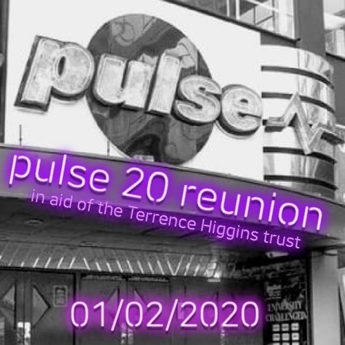 Pulse 20 Reunion Teaser 1 (Vinyl Only)