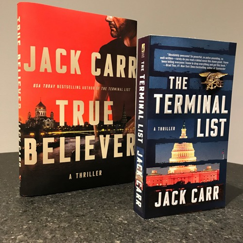 Rush Limbaugh talks about Jack Carr's books, The Terminal List and True Believer
