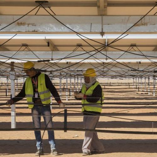 Egypt Is Building A Massive 1.8-Gigawatt Solar Park