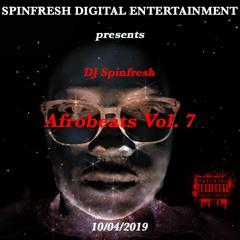 Afrobeats Vol.7