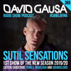 Download Sutil Sensations Radio #369 - ¡1st show of the new season 2019/20! - Summer & Ibiza 2019 Music Recap Mp3