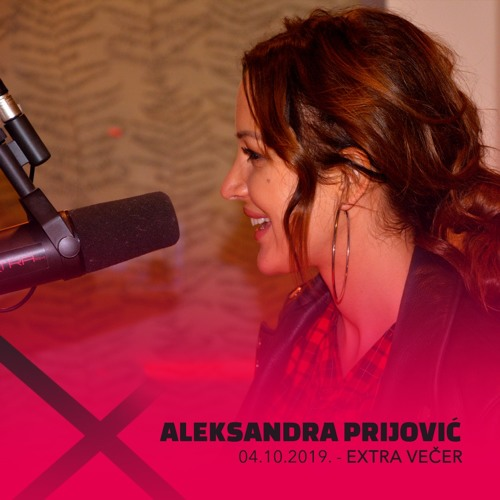 Aleksandra Prijović (EXTRA VEČER)