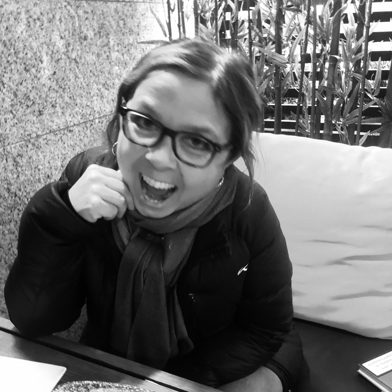 32 - Anne Gaathaug (Quizmaster, forlegger & forlagssjef)