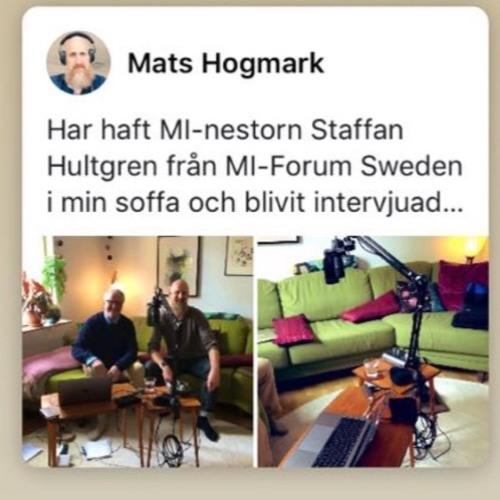 Implementering av MI vid region Dalarna Mats Hogmark