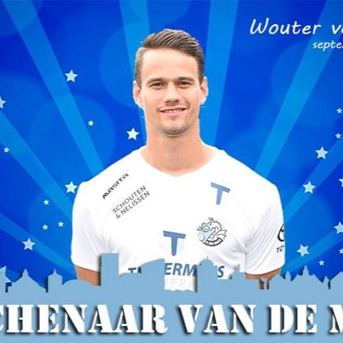 Wouter Van Der Steen Is Bosschenaar Van De Maand!