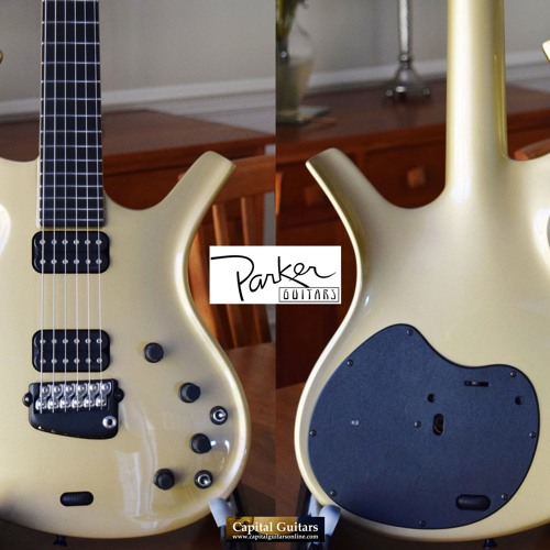 Parker Fly Deluxe 1996 Gold 094136BP