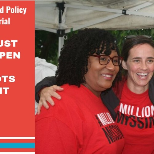 Why We Must Build an Open, Grassroots Movement