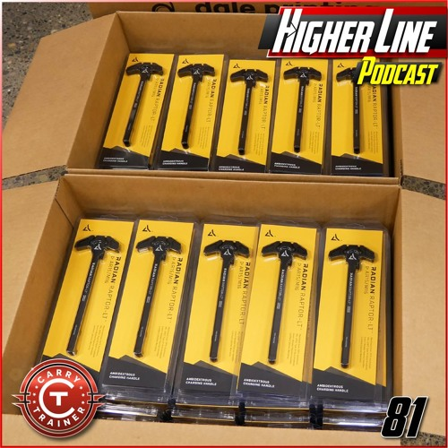 Inside Radian Weapons | Higher Line Podcast #81