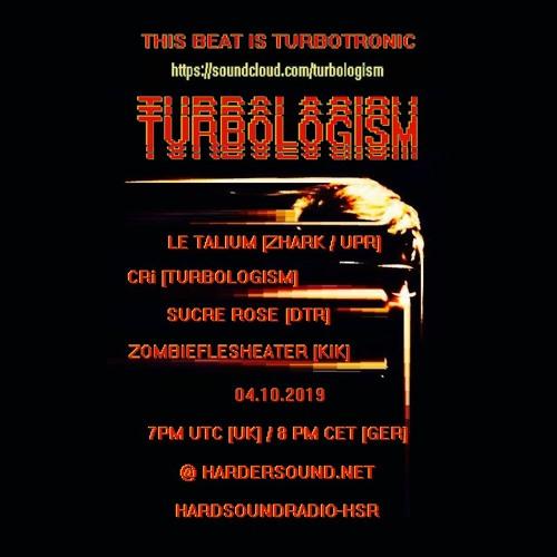 Le Talium - Turbologism Pt. VI, On HardSoundRadio - HSR