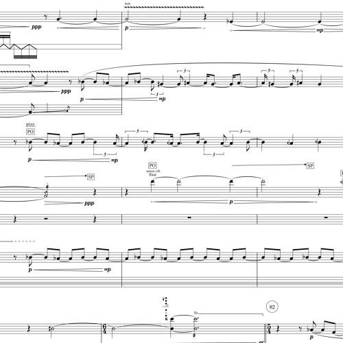 5 Images-In Nomine (2018-19) for 6 musicians