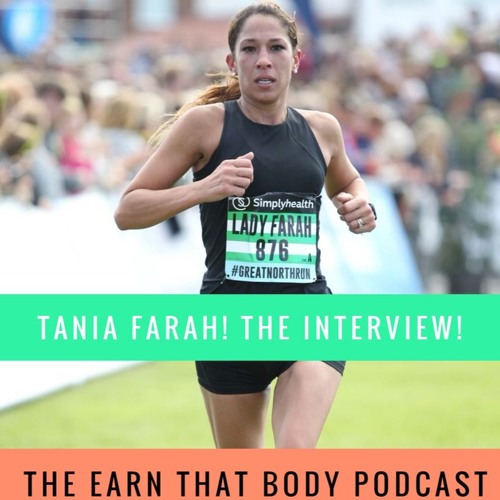 #156 Tania Farah! The Woman Behind The Man!