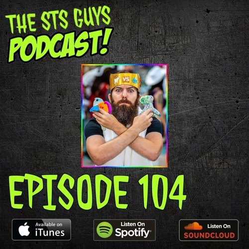 The STS Guys - Episode 104: Goat vs Fish