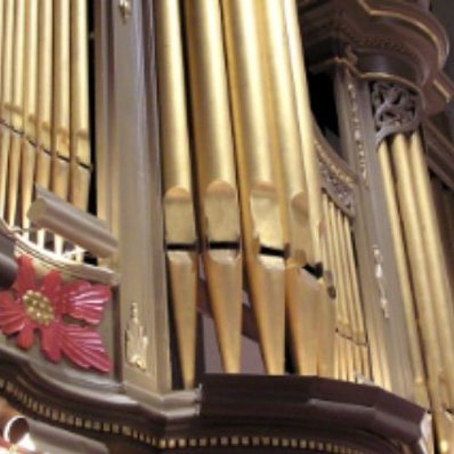 First Friday October 4, 2019 with Larry Hershey, Organist