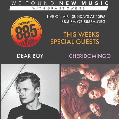 WFNM Podcast Ep 5 ft. DEAR BOY & CHERIDOMINGO - 10-6-19