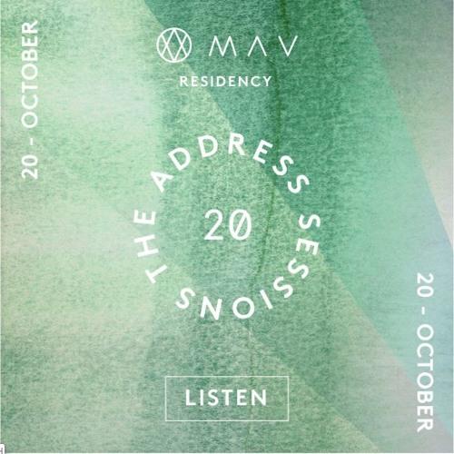 The MAV Address Sessions #20