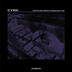 PREMIERE - CYRK - Doppler Spectroscopy [Avoidant]